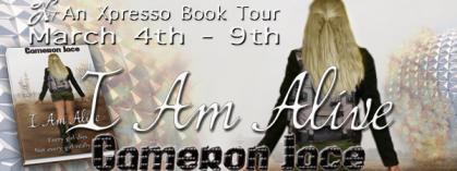 I Am Alive Tour Banner