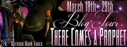 There Comes A Prophet Tour Banner