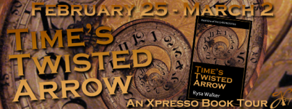 Time's Twisted Arrow Blog Tour