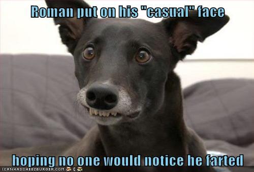 Farting Doggie
