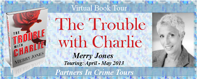 The Trouble with Charlie Tour Banner
