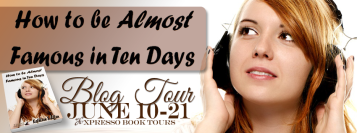 How to be Almost Famous...Tour Banner