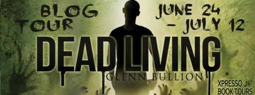 Dead Living Tour Banner
