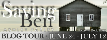 Saving Ben Tour Banner