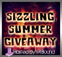 Sizzling Summer Giveaway Button