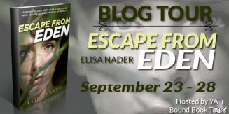 Escape From Eden Tour Banner