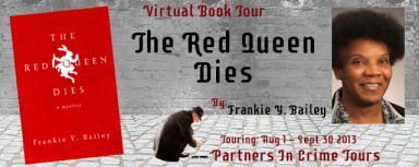 The Red Queen Dies Tour Banner