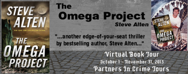 The Omega Project Tour Banner