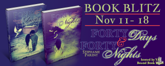 Forty Days and Forty Nights Blitz Banner