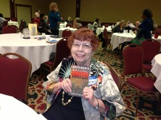 Marilyn Meredith at CRSA Conference
