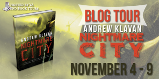 Nightmare City Tour Banner