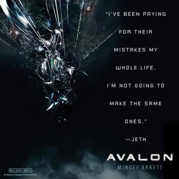 Avalon Quote Graphic