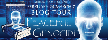Peaceful Genocide Tour Banner