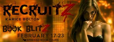 RecruitZ Book Blitz Banner