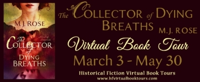 The Collector of Dying Breaths Tour Banner
