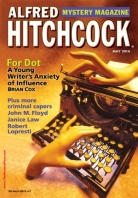 Catherine Dilts Alfred Hitchcock Mystery Magazine
