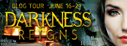 Darkness Reigns Tour Banner
