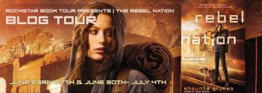 Rebel Nation Tour Banner