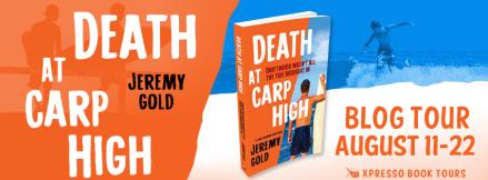 Death at Carp High Tour Banner