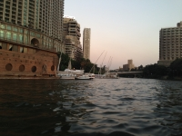 Evening on the Nile