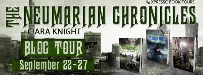 The Neumarian Chronicles Tour Banner