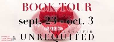 Unrequited Tour Banner
