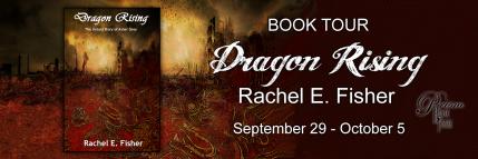 Dragon Rising Tour Banner