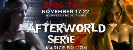 Afterworld Tour Banner