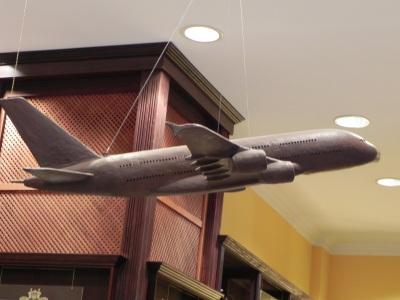 Chocolate Berlin Airlift Plane
