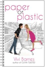 Vivi Barnes Paper or Plastic Notebook