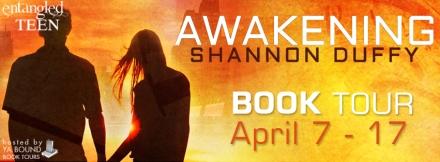 Awakening Tour Banner