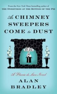 As Chimney Sweepers Come to Dust