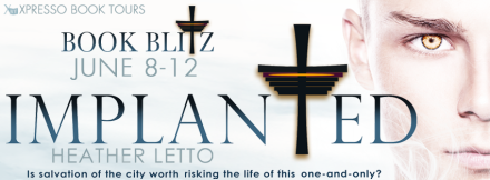 Implanted Blitz Banner