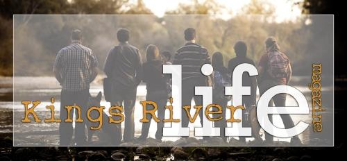 Lorie Ham Kings River Life Logo