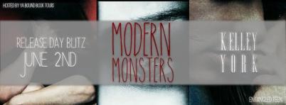 Modern Monsters Blitz Banner