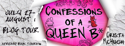 Confessions Of A Queen B Tour Banner