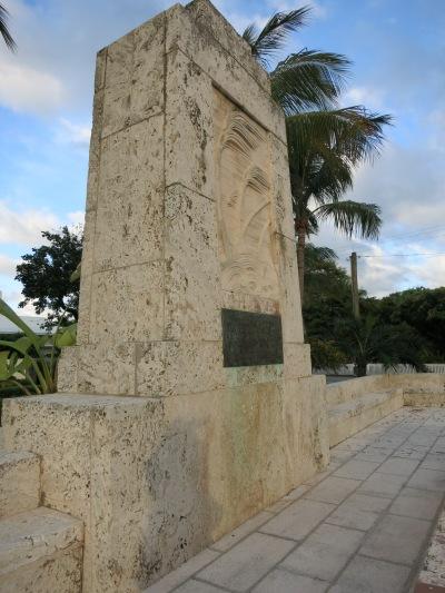Hurricane memorial, Islamorada
