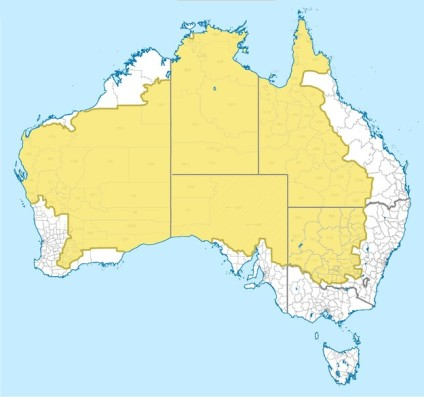 Alis Franklin Australia Map 2