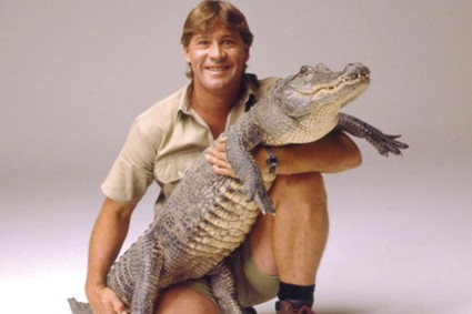 Alis Franklin Steve Irwin