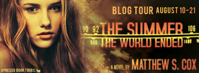The Summer The World Ended Tour Banner