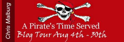 A Pirate's Time Served Tour Banner