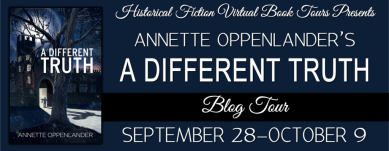A Different Truth Blog Tour Banner