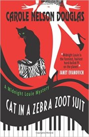 Cat in a Zebra Zoot Suit 2