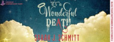 It's a Wonderful Death Tour Banner