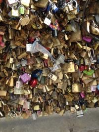 Jeanne Matthews Paris Love Locks