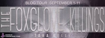 The Foxglove Killings Tour Banner