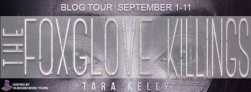 The Foxglove Killings Tour Banner