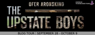 The Upstate Boys Tour Banner