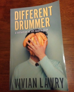 Different Drummer by Vivian Lawry cover