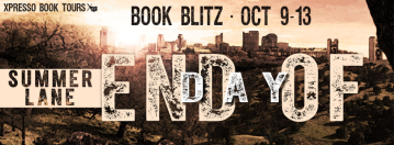 End of Day Book Blitz Banner